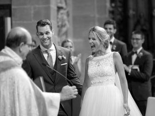 La boda de Martina y Alex