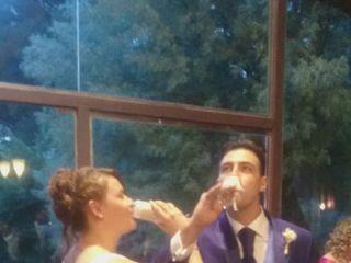 La boda de Carolina y Rubén 2