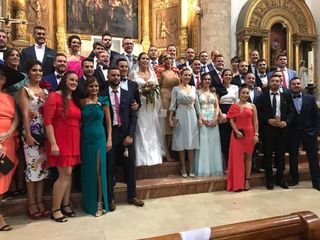 La boda de Saúl y Rosa 1