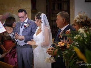 La boda de Saúl y Rosa