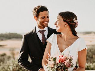La boda de Mónica y Fernando