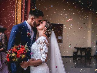 La boda de Alba y Matias