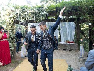 La boda de Ángel y Jordi 2