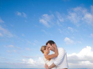 La boda de Lara  y Enrique  1