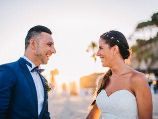 La boda de Susana y Bart