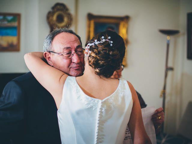 La boda de Gus y Cris en Albalat Dels Tarongers, Valencia 15