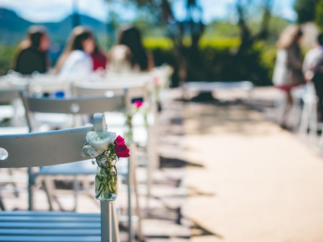 La boda de Gus y Cris en Albalat Dels Tarongers, Valencia 28