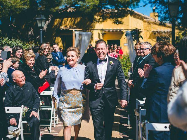 La boda de Gus y Cris en Albalat Dels Tarongers, Valencia 29