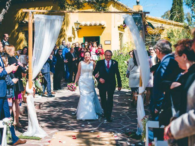 La boda de Gus y Cris en Albalat Dels Tarongers, Valencia 30