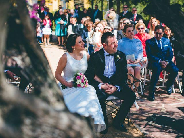 La boda de Gus y Cris en Albalat Dels Tarongers, Valencia 34