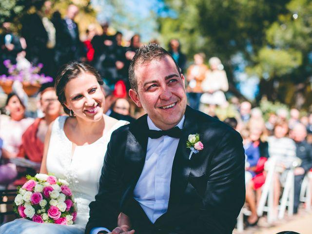 La boda de Gus y Cris en Albalat Dels Tarongers, Valencia 35