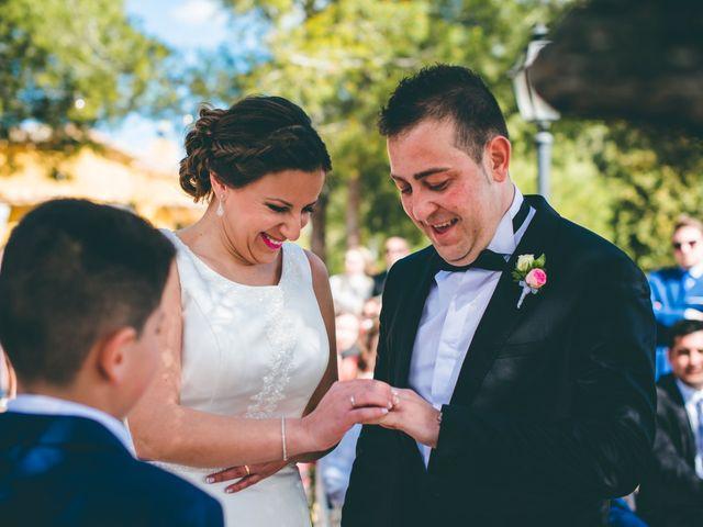 La boda de Gus y Cris en Albalat Dels Tarongers, Valencia 43
