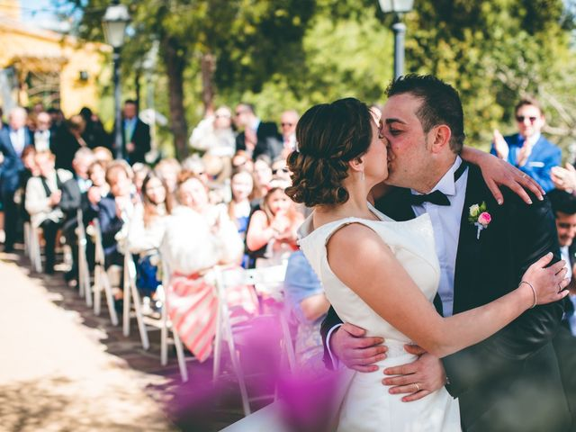 La boda de Gus y Cris en Albalat Dels Tarongers, Valencia 44