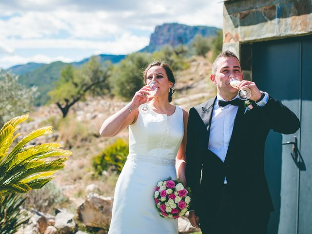 La boda de Gus y Cris en Albalat Dels Tarongers, Valencia 47