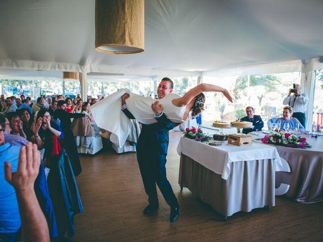 La boda de Gus y Cris en Albalat Dels Tarongers, Valencia 57