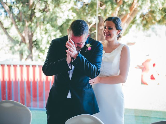 La boda de Gus y Cris en Albalat Dels Tarongers, Valencia 60