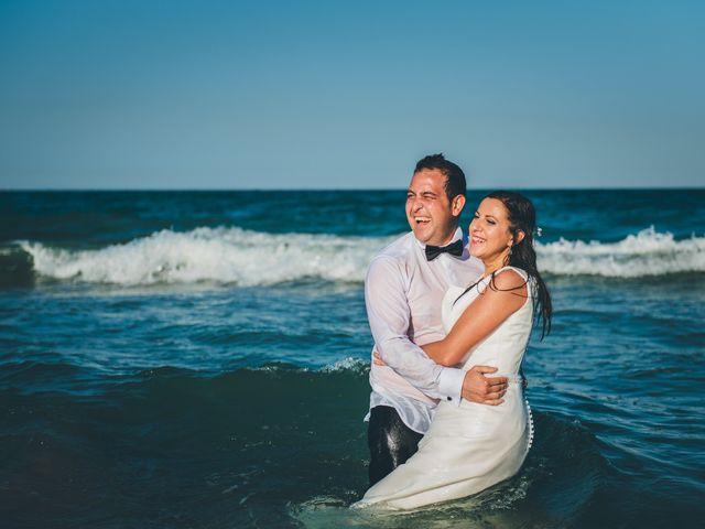 La boda de Gus y Cris en Albalat Dels Tarongers, Valencia 78