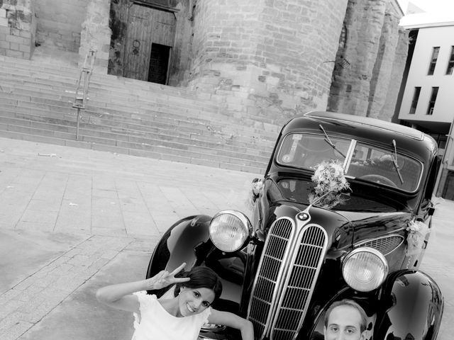 La boda de Enric y Marta en Lleida, Lleida 1