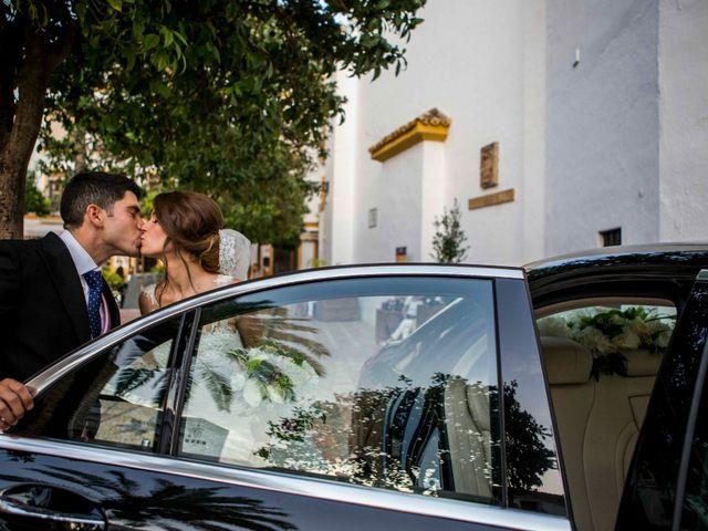La boda de Raul y Natalia en Marbella, Málaga 12