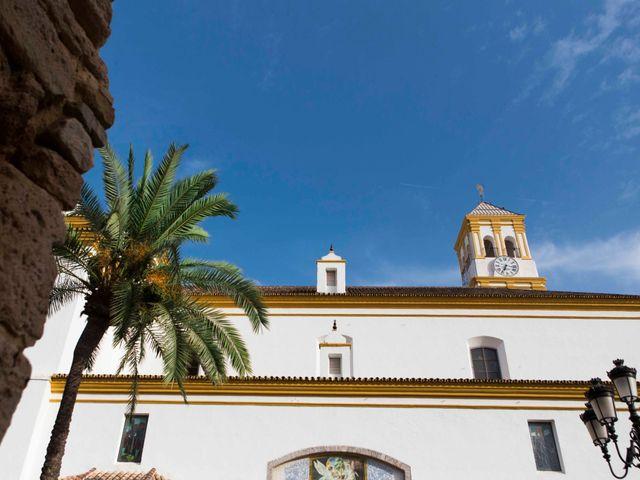 La boda de Raul y Natalia en Marbella, Málaga 17