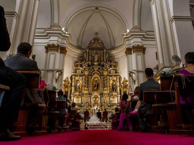 La boda de Raul y Natalia en Marbella, Málaga 18