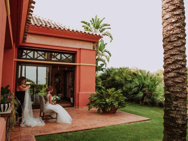 La boda de Raul y Natalia en Marbella, Málaga 36
