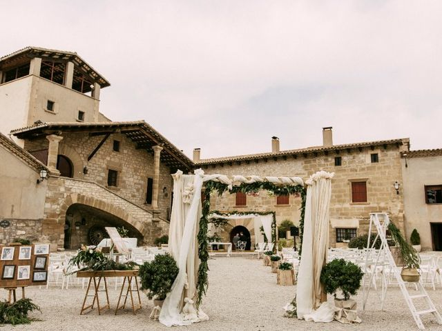 La boda de Sergi y Anna en Cervera, Lleida 26