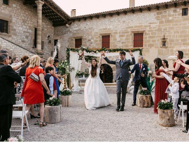 La boda de Sergi y Anna en Cervera, Lleida 34