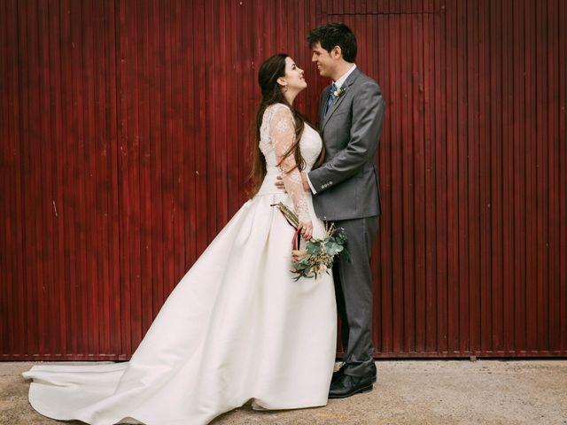 La boda de Sergi y Anna en Cervera, Lleida 1