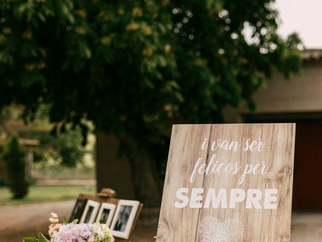 La boda de Sergi y Anna en Cervera, Lleida 27