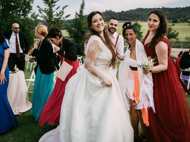 La boda de Sergi y Anna en Cervera, Lleida 45