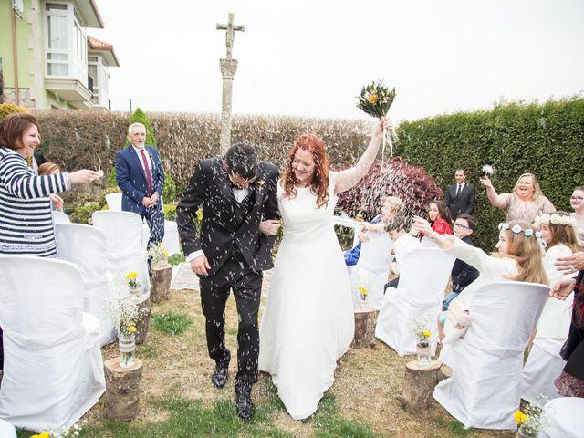 La boda de Jandro y Tania en Ferrol, A Coruña 13