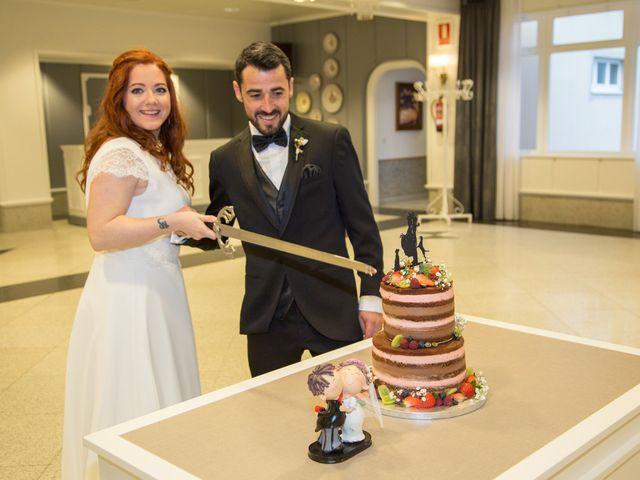 La boda de Jandro y Tania en Ferrol, A Coruña 15