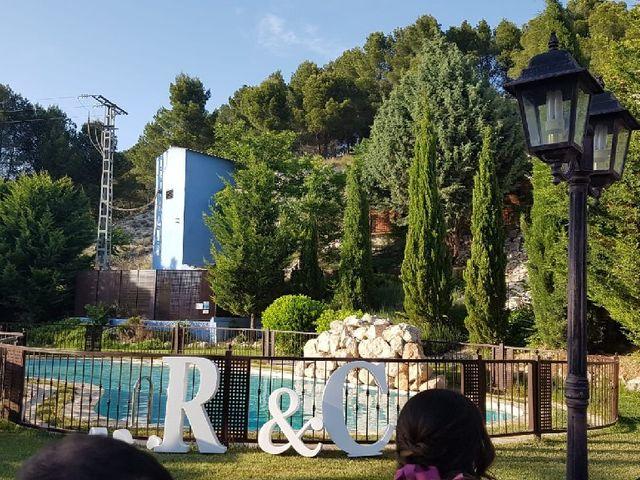 La boda de Rubén y Carolina en Tarancon, Cuenca 2