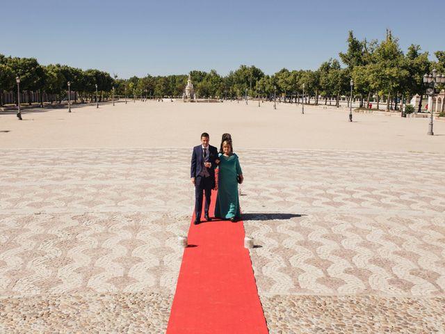 La boda de Javier y Susana en Aranjuez, Madrid 15