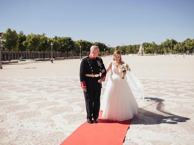 La boda de Javier y Susana en Aranjuez, Madrid 16