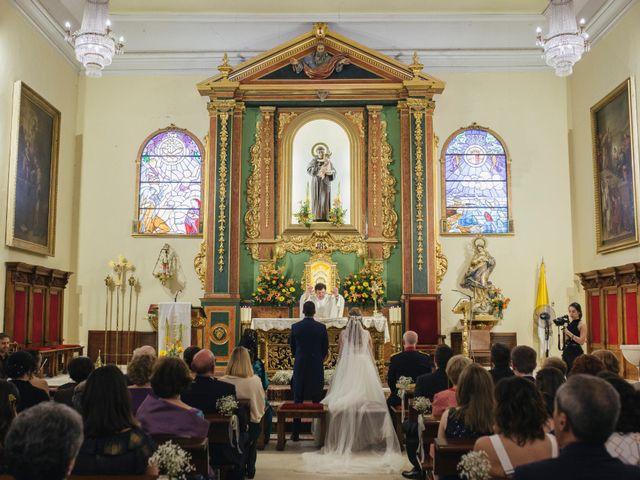 La boda de Javier y Susana en Aranjuez, Madrid 18