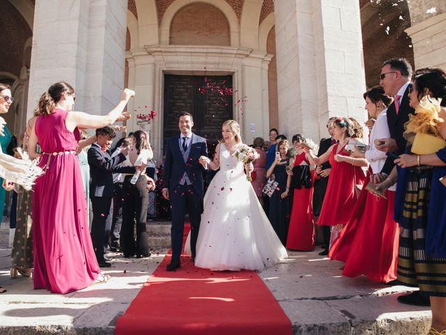 La boda de Javier y Susana en Aranjuez, Madrid 19