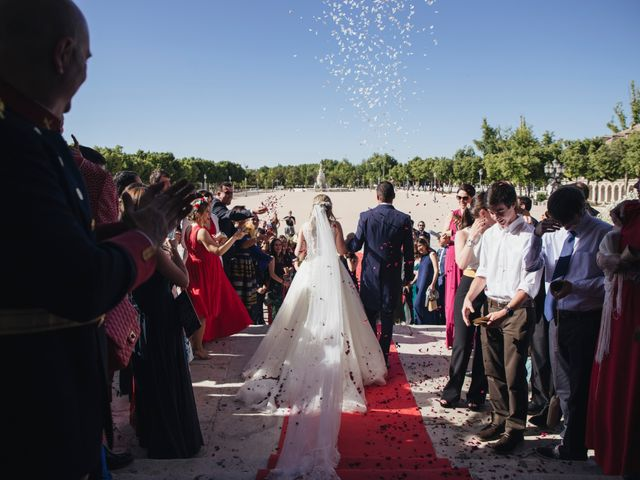 La boda de Javier y Susana en Aranjuez, Madrid 20