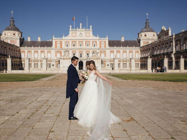 La boda de Javier y Susana en Aranjuez, Madrid 22