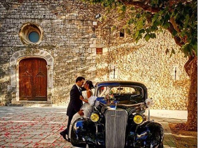 La boda de Lidia y Daniel en Vilabertran, Girona 3
