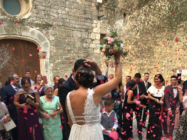 La boda de Lidia y Daniel en Vilabertran, Girona 8