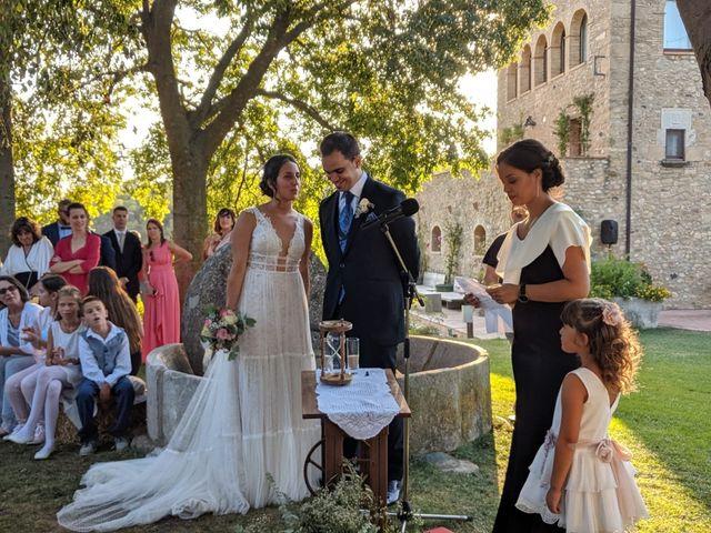 La boda de Lidia y Daniel en Vilabertran, Girona 13