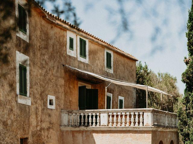 La boda de Fernando y Mónica en Montuïri, Islas Baleares 3