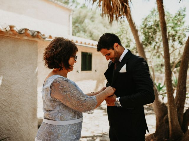 La boda de Fernando y Mónica en Montuïri, Islas Baleares 8