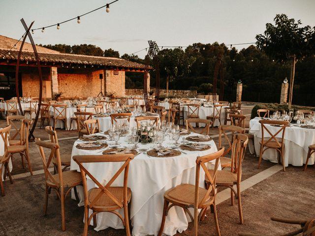 La boda de Fernando y Mónica en Montuïri, Islas Baleares 62