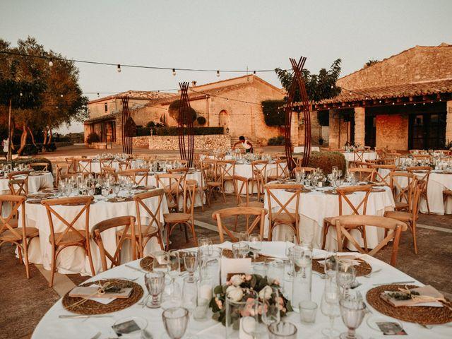 La boda de Fernando y Mónica en Montuïri, Islas Baleares 63