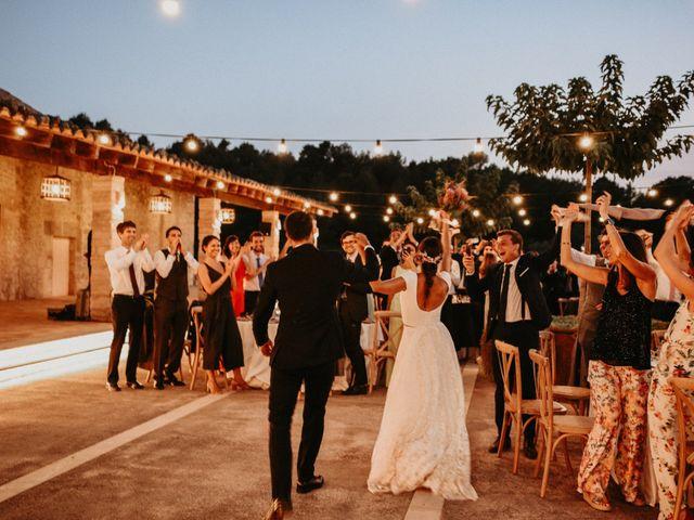 La boda de Fernando y Mónica en Montuïri, Islas Baleares 66