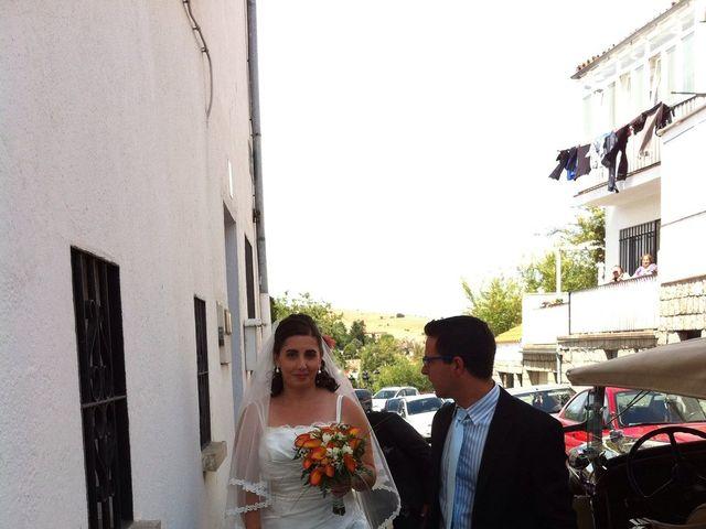 La boda de Pablo Gutierrez y Maria Eugenia en Ávila, Ávila 9