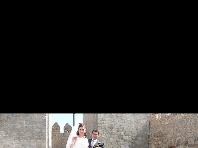 La boda de Pablo Gutierrez y Maria Eugenia en Ávila, Ávila 1